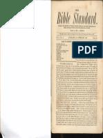 The Bible Standard February 1881