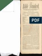 The Bible Standard November 1881