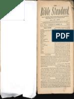 The Bible Standard December 1882