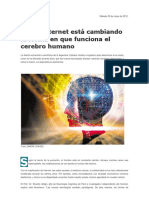 Internet - Cerebro Dr. Manes