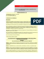 Decreto Legislativo Ley 147 Sencico