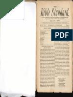 The Bible Standard November 1882
