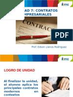 Contratos empresariales