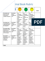 web quest book rubric pdf