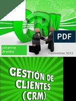 Presentación CRM 2012