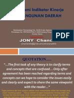 Memahami Indikator Kinerja Pembangunan Daerah