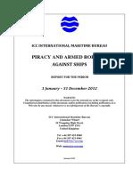 2012 Annual Imb Piracy Report