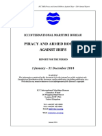 2014 Annual IMB Piracy Report ABRIDGED