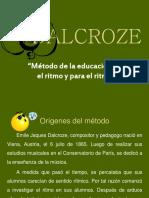 Dalcroze