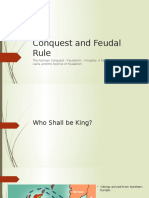 04 Conquest and Feudal Rule (Norman conquest of England)