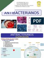 4ta Clase - Glicopeptidos Lipoglicopeptidos Bacitracina Daptomicina Polimixinas Aminoglicosidos. Dra. De Freitas