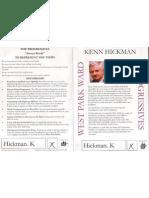 Ken Hickman election leaflet pt. 1