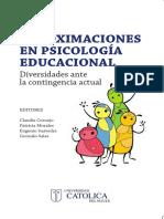 Aproximaciones en Psicologia Educacional