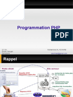 PHP Fichiers Sessions Mysql