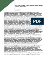 Umberto Eco- Spartacus (Per Paolo Fabbri)