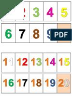 Tira numèrica