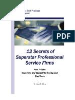 12 Secrets