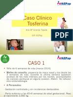 AP Caso Clinico Tosferina