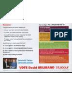 David Miliband small document Pt. 2.