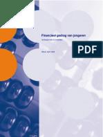 Nibud Financieel gedrag van jongeren (2008)
