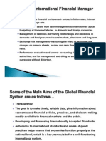 Role of an International Financial Manager (2)