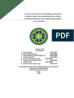 Efeektivitas Pelatihan Tentang Pemberian Obat Dan Prosedur Double Check Dalam Menurunkan Angka Medication Error Di Rumah Sakit Khusus Bedah Bimc Nusa Dua 2016