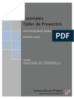 Identificación de Problemas - Dinámica Causal