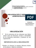 Presentacion - Organizacion y Direccion Administrativa