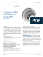 85001-0247 -- Intelligent 3D Multisensor Detector