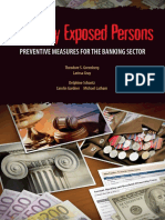 Politically Exposed Persons