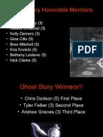 ghost story winners
