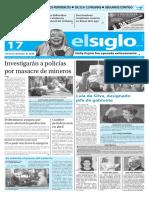 Edicion Impresa El Siglo 17-03-2016