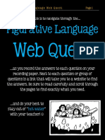 figurative language web quest - eagle river