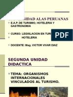 Cuarta Semana Legislacion de Turismo y Hoteleria (2015-i)