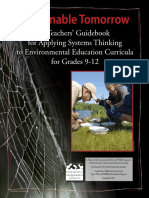 ConEd Sustainable Tomorrow Systems Thinking Guidebook