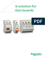 Domae Brochure 2014 (the Right Solution for Distribution Boards)