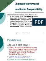 Good Corporate Governance & Social Responsibilty