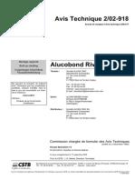 alucobond riveté.pdf