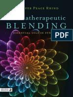 Aromatherapeutics Blending