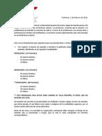Informacion Jornada de Esterilizacion, Nueva Esparta Ar