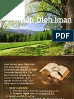 HIDUP OLEH IMAN.pptx