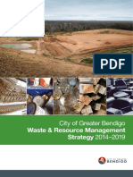 Waste Resource Management Strategy 2014-2019
