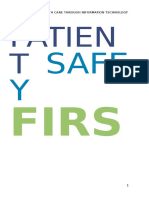 Buku Pasien Safety