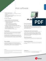 Ucenter ProductSummary (UBX-13003929)