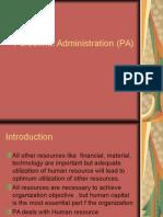 Personnel Administration Ppt Chap 1