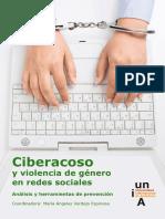 Ciberacoso y Violencia de Género en Redes Sociales