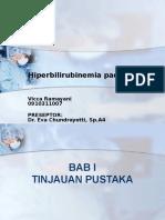 Hiperbilirubinemia Pada Neonatus..