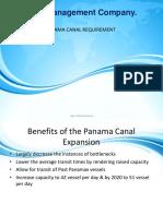 Panama Canal Presentation