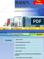 Veichi - Variable Frequency Drive Manufacturer