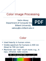 Cs484 Color